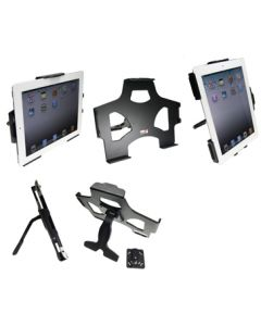 Brodit Multistand til Apple Ipad 2, 3rd, 4th Gen i Sort