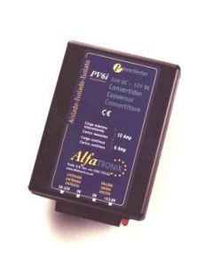 Voltage Converter - AlfaTronix Isolated 24-12V switched - (6-10 amp) - PV6i