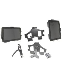 Multistand til Samsung Galaxy Tab 2 7.0/7.0 Plus GT-6200 sort